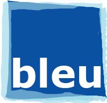 Trois embauches à Bleu