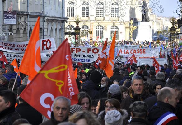 Grèves dans les rédactions de Radio France