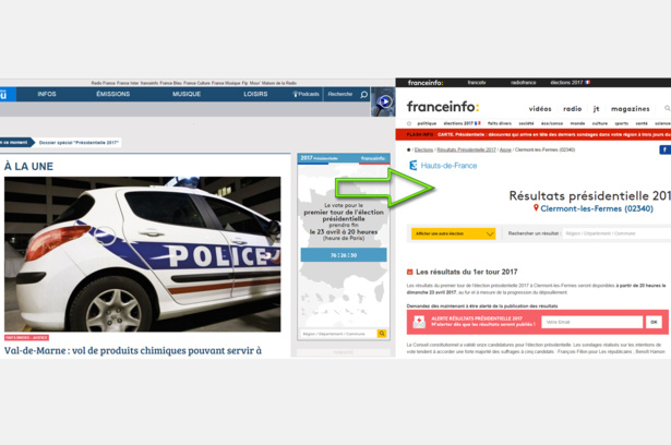 Election : qui a piraté francebleu.fr ?
