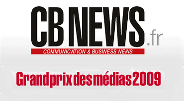 CB News : Grand Prix du Jury pour Radio France !