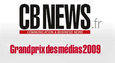 CB News : Grand Prix du Jury pour Radio France !