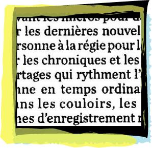 France Info, le site