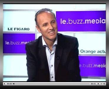 Itw de Patrick Roger, le nouveau directeur de la rédac d'Europe1