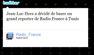 Un Raïs à Radio France