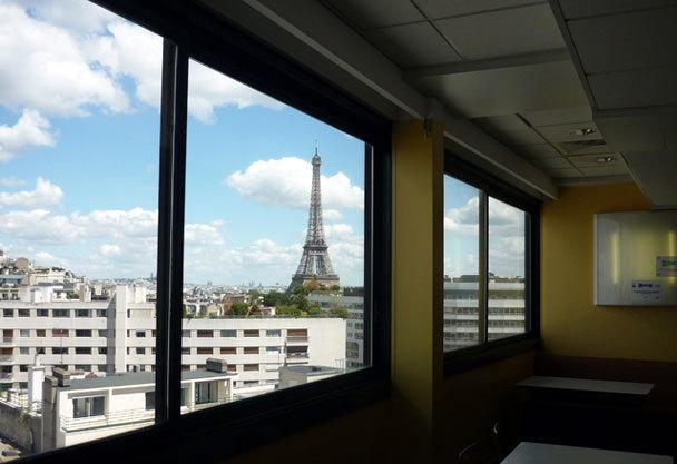 Adieu cantine, adieu Tour Eiffel