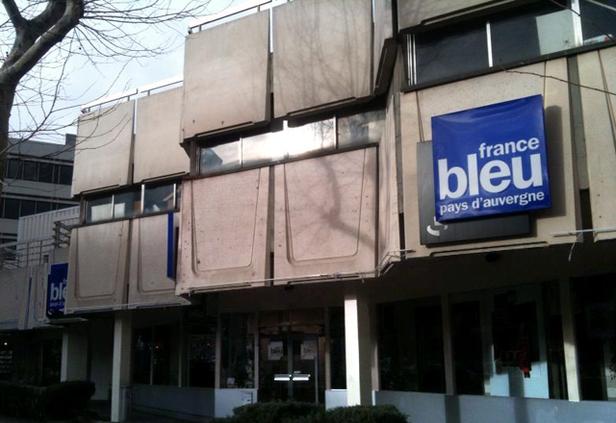 France Bleu Pays d'Auvergne muette