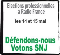 Défendons-nous, votons SNJ