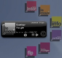Radio France sur votre bureau