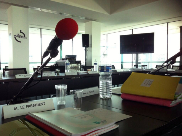 Naufrage budgétaire à Radio France
