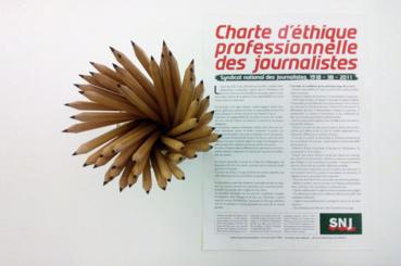 La charte d'éthique des journalistes dans le NAC