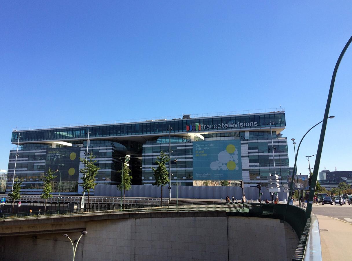 Soutien du CCE de France Télévisions aux salariés de France Info