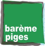 Barème des piges depuis 2019 France