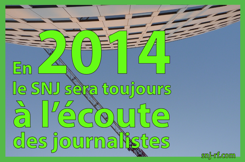 Tous nos voeux pour 2014