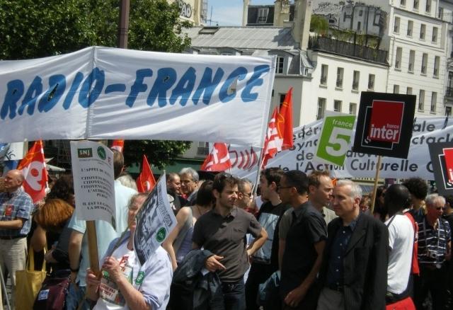 18 juin : grève de l'Audiovisuel Public
