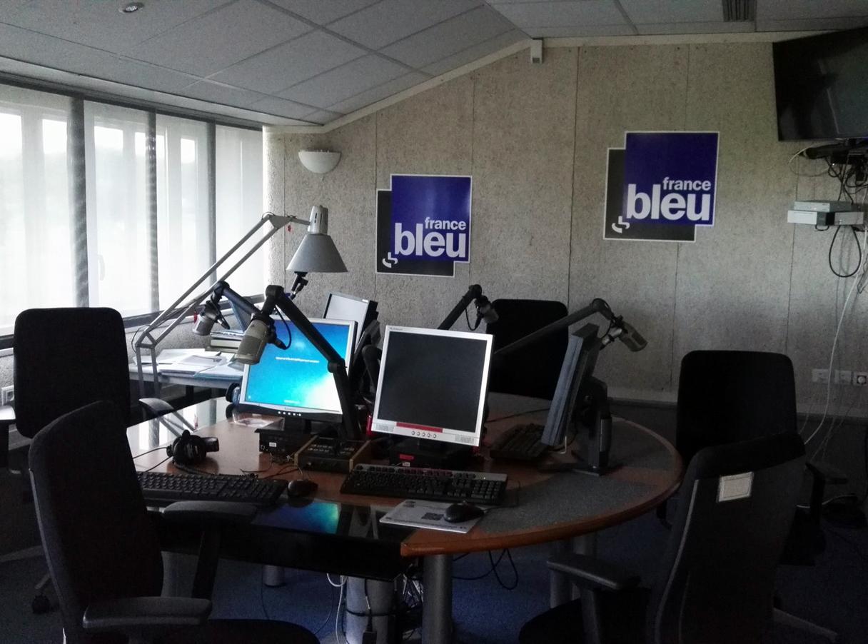 90% des journalistes de France Bleu sont en grève ce lundi