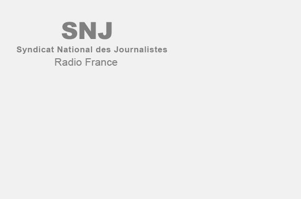 Le SNJ répond au rapporteur à propos de la chaîne publique d'information