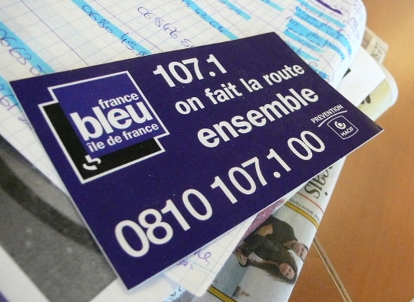 Préavis de grève : France Bleu (ex 107.1) en Île de France, écoutez l'incohérence