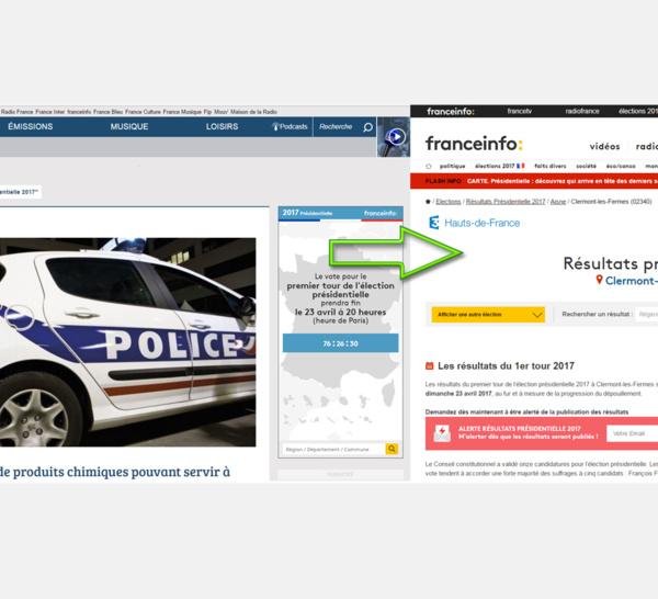 Election : qui a piraté francebleu.fr ?