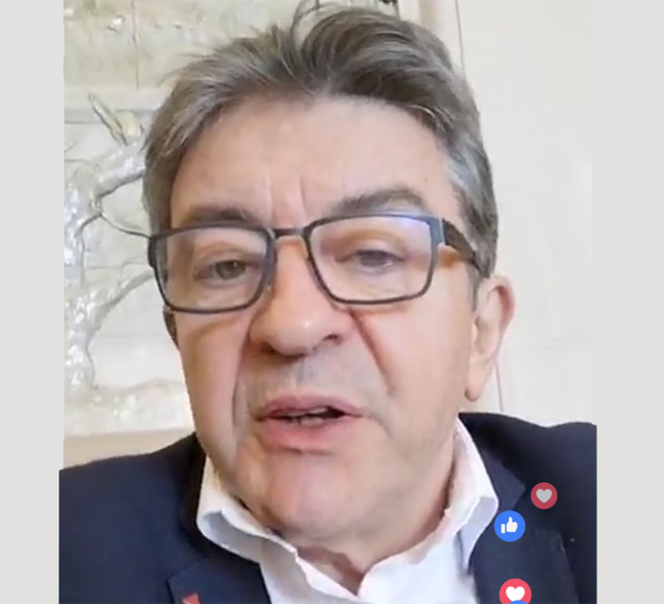 La malsaine colère de Jean-Luc Mélenchon