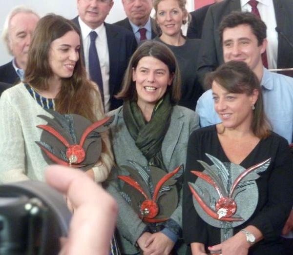 La fondation Varenne a récompensé trois journalistes de Radio France