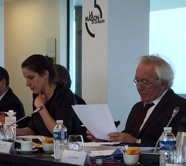 Dernier Conseil d'administration pour Jean-Luc Hees