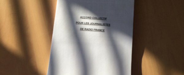 Le NAC, nouvel accord collectif journalistes